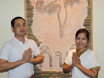 Welcome to KINARI Thai massage and SPA