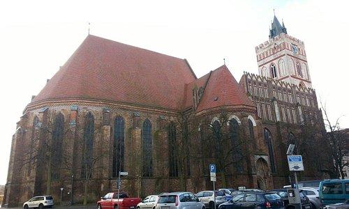 St.Marienkirche, Frankfurt (Oder)