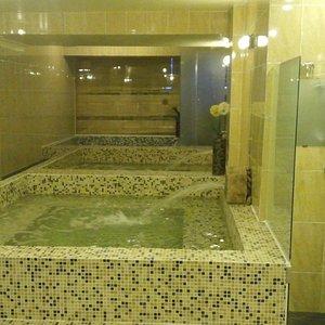 Japanese Style Hot Spa お風呂 (목욕탕)
