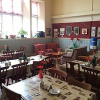 The Hub Cafe, Liskerrett Community Centre