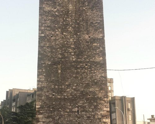 The Clock Tower during the day