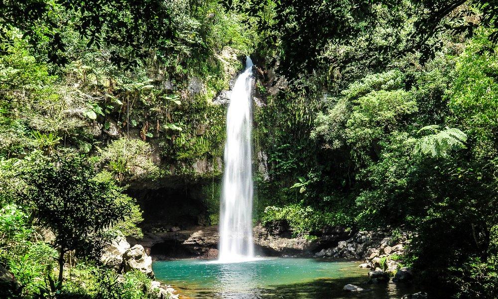 Tavoro Waterfalls (bottom and first waterfall)