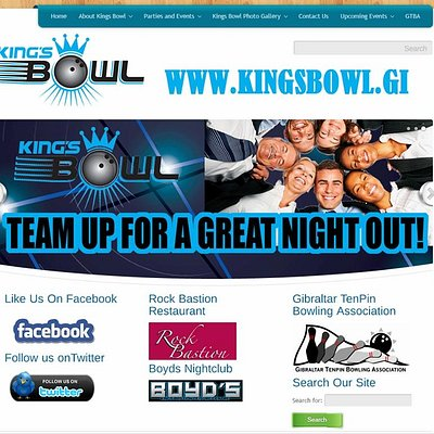 Team Up For a Great Night Out At Kings Bowl