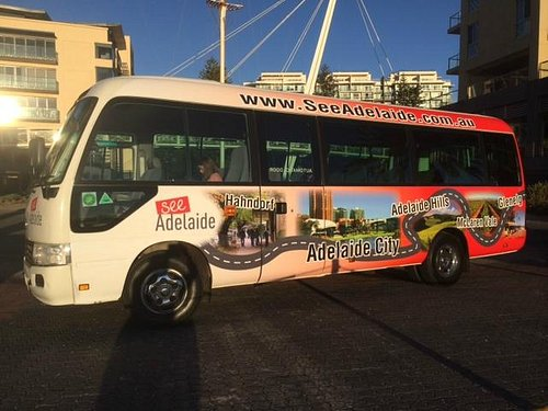 See Adelaide Bus