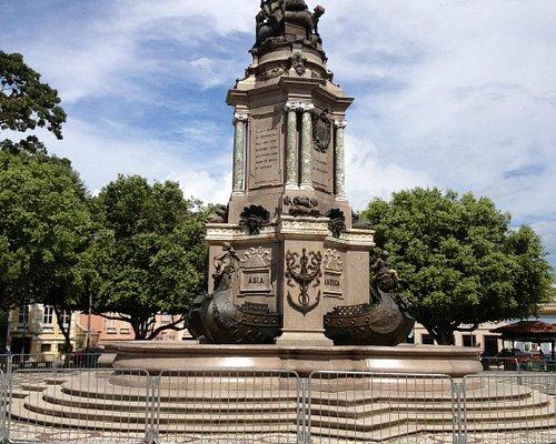 Monumento à Abertura dos Portos às Nações Amigas