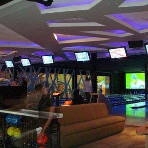 Inside Dream Bowl Aruba