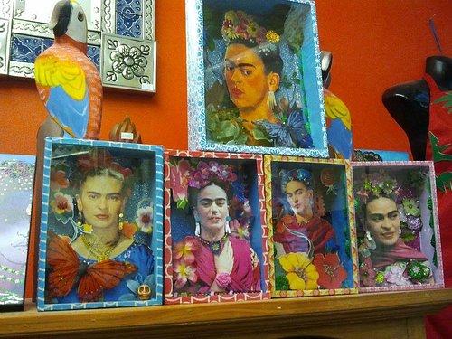 Frida Kahlo Nichos