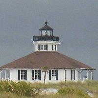 Boca  Grand light house museum/ captain jack boat tours