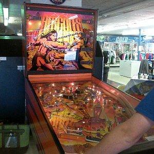 World's Largest Pinball Game