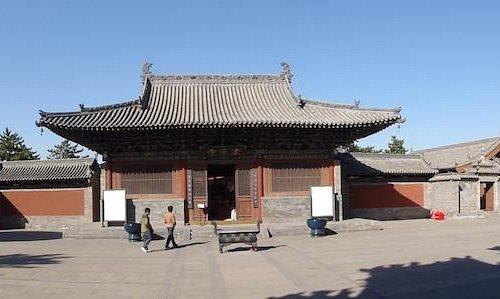Fahua Pagoda-enterance