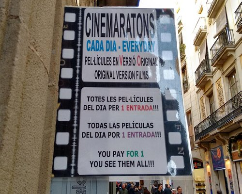 Maratón de películas