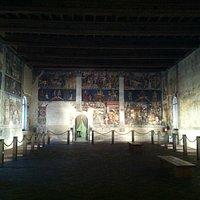 Sala dei Mesi a Palazzo Schifanoia