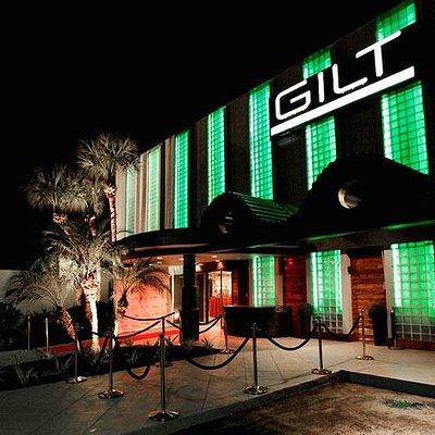 Fachada externa da Gilt