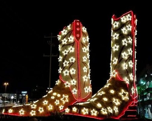 Big Boot from San Antonio TX