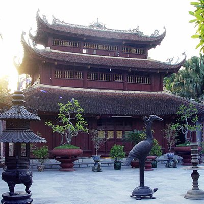 Du Hang Pagoda