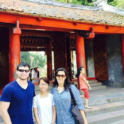 Temple of Literarute