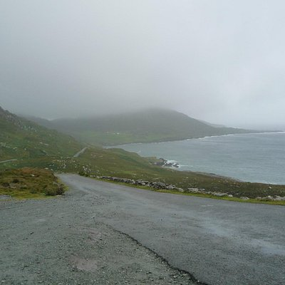 Ring of Beara hier bei Regen