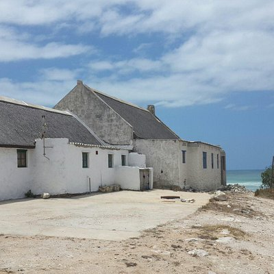 The typical house you will find in kassiesbaai.