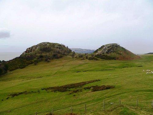 Deganwy Castle
