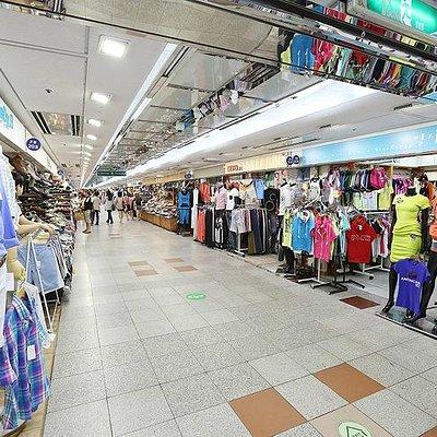 Bupyeong underground market
