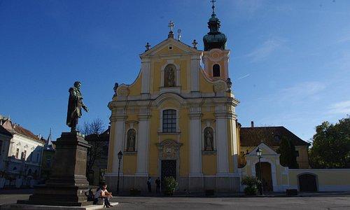 Carmelite church