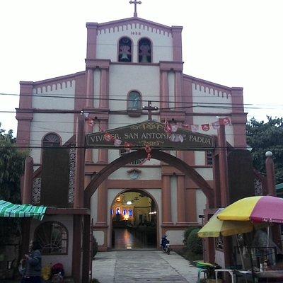 St Anthony de Padua Church, Sibulan, Dumaguete