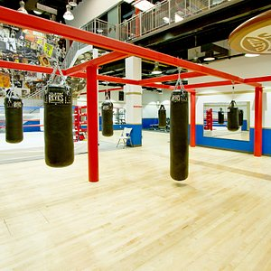 Ground floor Boxing technique