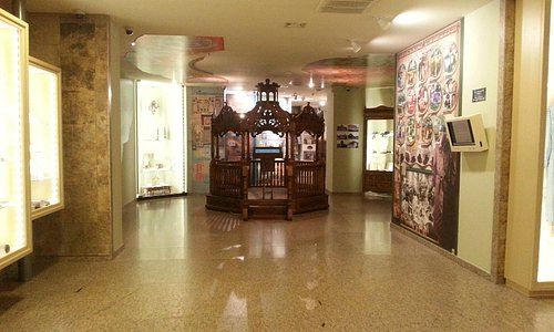 Jewish Holocaust Museum in DniproPetrovsk