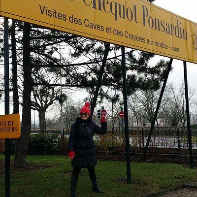 Parque Da Champagne.