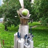 памятник ложке