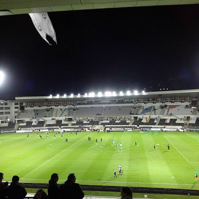 Estádio D. Afonso Henriques - Guimarães