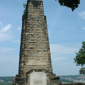 Das Denkmal für König Albert