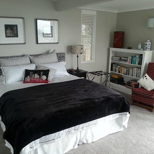 King size bed - super comfortable