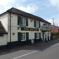 The Otter, Otterbourne, Hampshire.