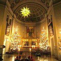 Altar in St. Ludwig Church