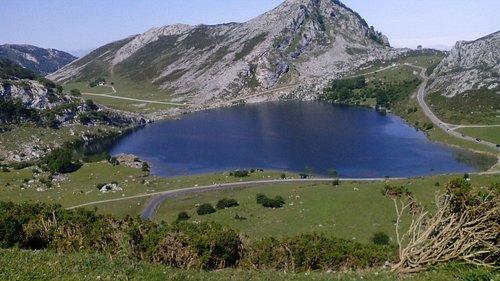 Los lagos de cob