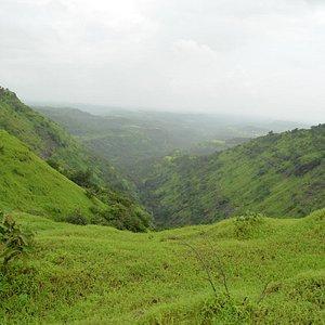 depth of valley