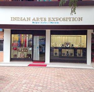 Indian Arts Exposition at Candolim Goa