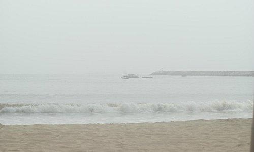 Tarkwa Bay waters.