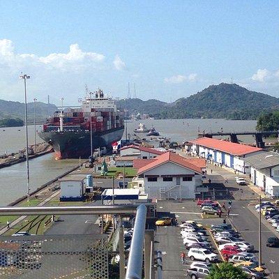 Canal de Panamá !