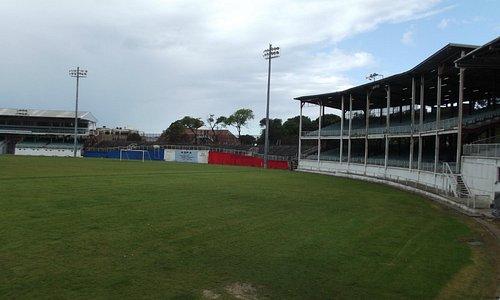 Antigua Recreation Ground ; former test ground