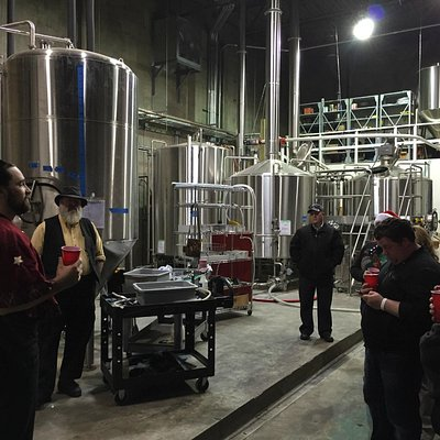 Nashville Brew Bus at Little Harpeth Brewing Co
