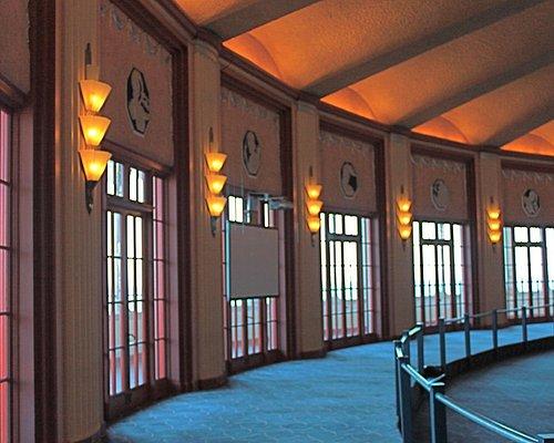 Circular Ballroom-Top level