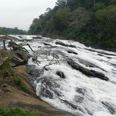 Vazachal falls