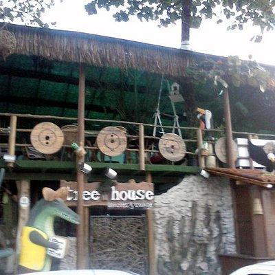 Lounge bar show no Jacaré