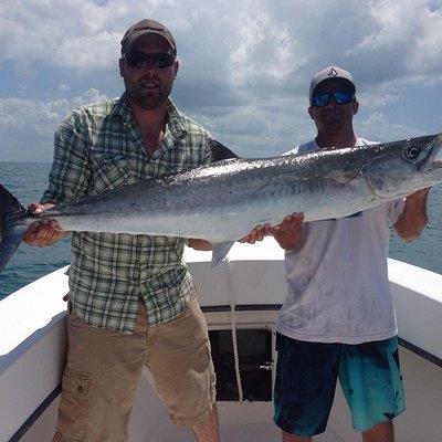 53lb Kingfish