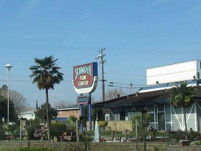 Scandia Family Fun Center, Sacramento, Ca
