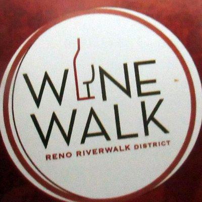 Reno Riverwalk Wine Walk, Reno, NV