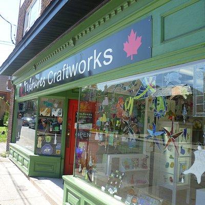 individual craft store