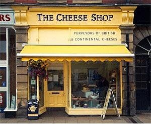 Morpeth Cheese Shop